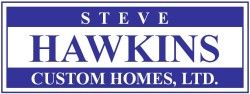 Steve Hawkins Custom Homes Logo