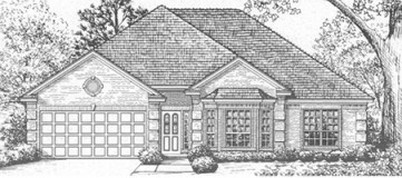 Ashmore 4 bedroom floorplan