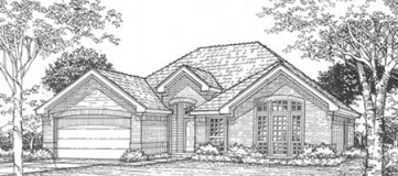 Steve Hawkins Custom Homes Aspen Plan