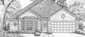 Steve Hawkins Custom Homes Alameda Plan