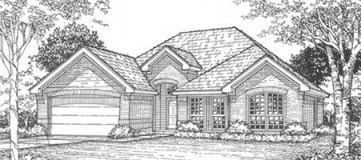 steve hawkins custom homes bailey plan