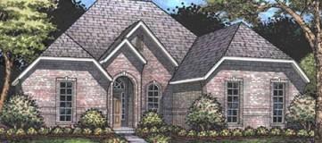steve hawkins custom homes caprock plan