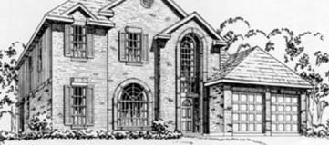 Steve Hawkins Custom Homes Carlton Plan