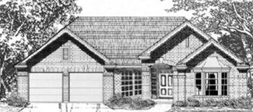 Steve Hawkins Custom Homes Chaco Plan