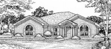 Steve Hawkins Custom Homes Clearwood Plan