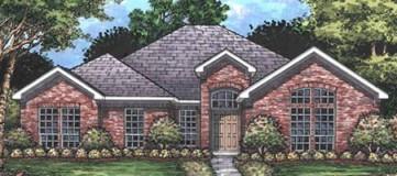 Steve Hawkins Custom Homes Cumberland Plan
