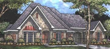 Steve Hawkins Custom Homes Davis Plan