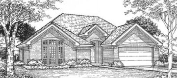 Steve Hawkins Custom Homes Durham Plan