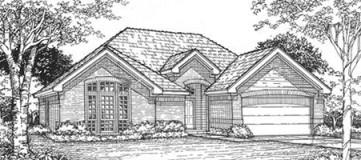 Steve Hawkins Custom Homes Durham Plan