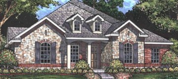 Steve Hawkins Custom Homes Eagle Plan