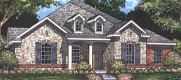 Steve Hawkins Custom Homes Eagle Plan