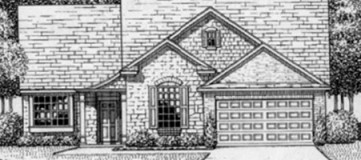 Steve Hawkins Custom Homes Fairfield Plan
