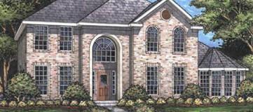 Steve Hawkins Custom Homes Garnnett Plan