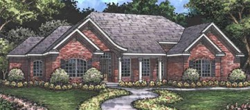 Steve Hawkins Custom Homes Greylock Plan