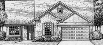 Steve Hawkins Custom Homes Hackberry Plan