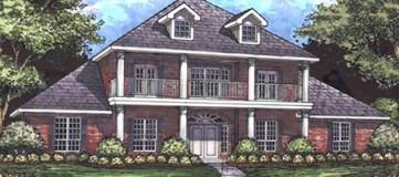 Steve Hawkins Custom Homes Hawkeye Plan