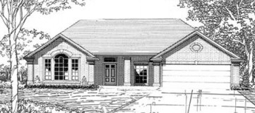 Steve Hawkins Custom Homes Kaiser Plan