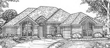 Steve Hawkins Custom Homes Largo Plan