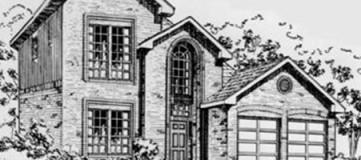 Steve Hawkins Custom Homes Lariat Plan