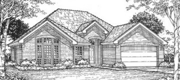 Steve Hawkins Custom Homes Legacy Plan