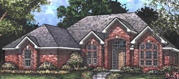 Steve Hawkins Custom Homes Lehigh Plan