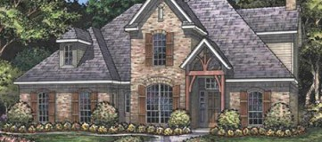 Steve Hawkins Custom Homes Leonard Plan