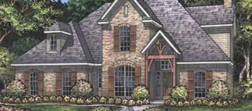 Steve Hawkins Custom Homes Leonard Plan