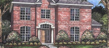 Steve Hawkins Custom Homes Logan Plan