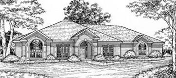 Steve Hawkins Custom Homes Loren Plan