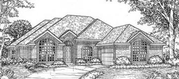Steve Hawkins Custom Homes Madison Plan