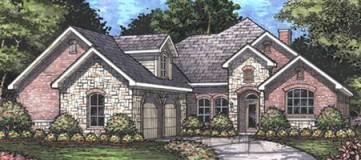 Steve Hawkins Custom Homes McKinley Plan