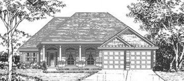Steve Hawkins Custom Homes Mohawk Plan