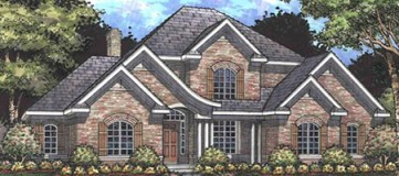 Steve Hawkins Custom Homes Newman Plan