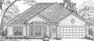 Steve Hawkins Custom Homes Oakmont Plan