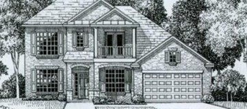 Steve Hawkins Custom Homes Olivia Plan