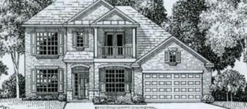 Steve Hawkins Custom Homes Olivia Plan