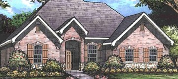 Steve Hawkins Custom Homes Palisades Plan