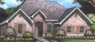 Steve Hawkins Custom Homes Palisades Plan