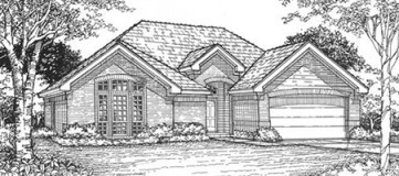Steve Hawkins Custom Homes Pinewood Plan