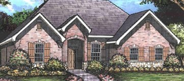 Steve Hawkins Custom Homes Pinta Plan