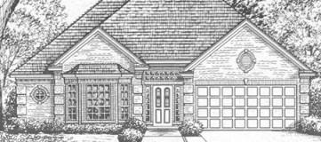 Steve Hawkins Custom Homes Primrose Plan