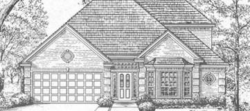Steve Hawkins Custom Homes Redwood Plan