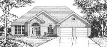 Steve Hawkins Custom Homes Ridgeway Plan
