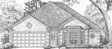 Steve Hawkins Custom Homes Rosemont Plan