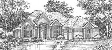 Steve Hawkins Custom Homes Santee Plan