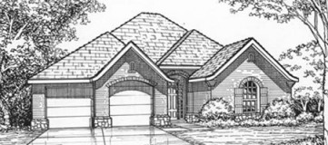 Steve Hawkins Custom Homes Savannah Plan
