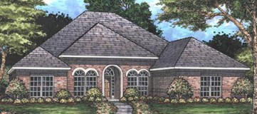 Steve Hawkins Custom Homes Sawtooth Plan