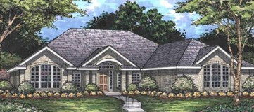 Steve Hawkins Custom Homes Shasta Plan