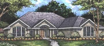 Steve Hawkins Custom Homes Shasta Plan