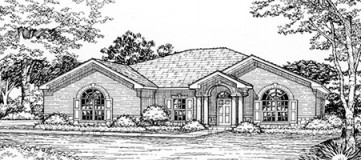 Steve Hawkins Custom Homes Sherwood Plan